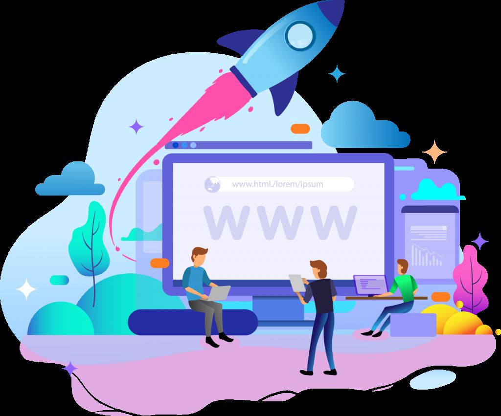 sito web smart per startup